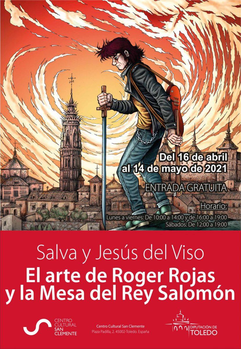 https://www.toledo.es/wp-content/uploads/2021/03/2021-banderola-roger-rojas-831x1200.jpg. Salva y Jesús del Viso