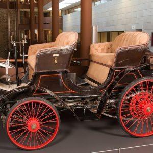 """MUSEO EN VIVO: """"Aquellos autos antiguos"""""""