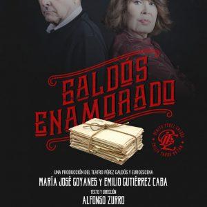 """Ciclo Galdós en Toledo – """"GALDÓS ENAMORADO"""", de Alfonso Zurro"""