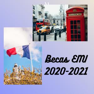 onvocatoria de becas curso 2020-2021