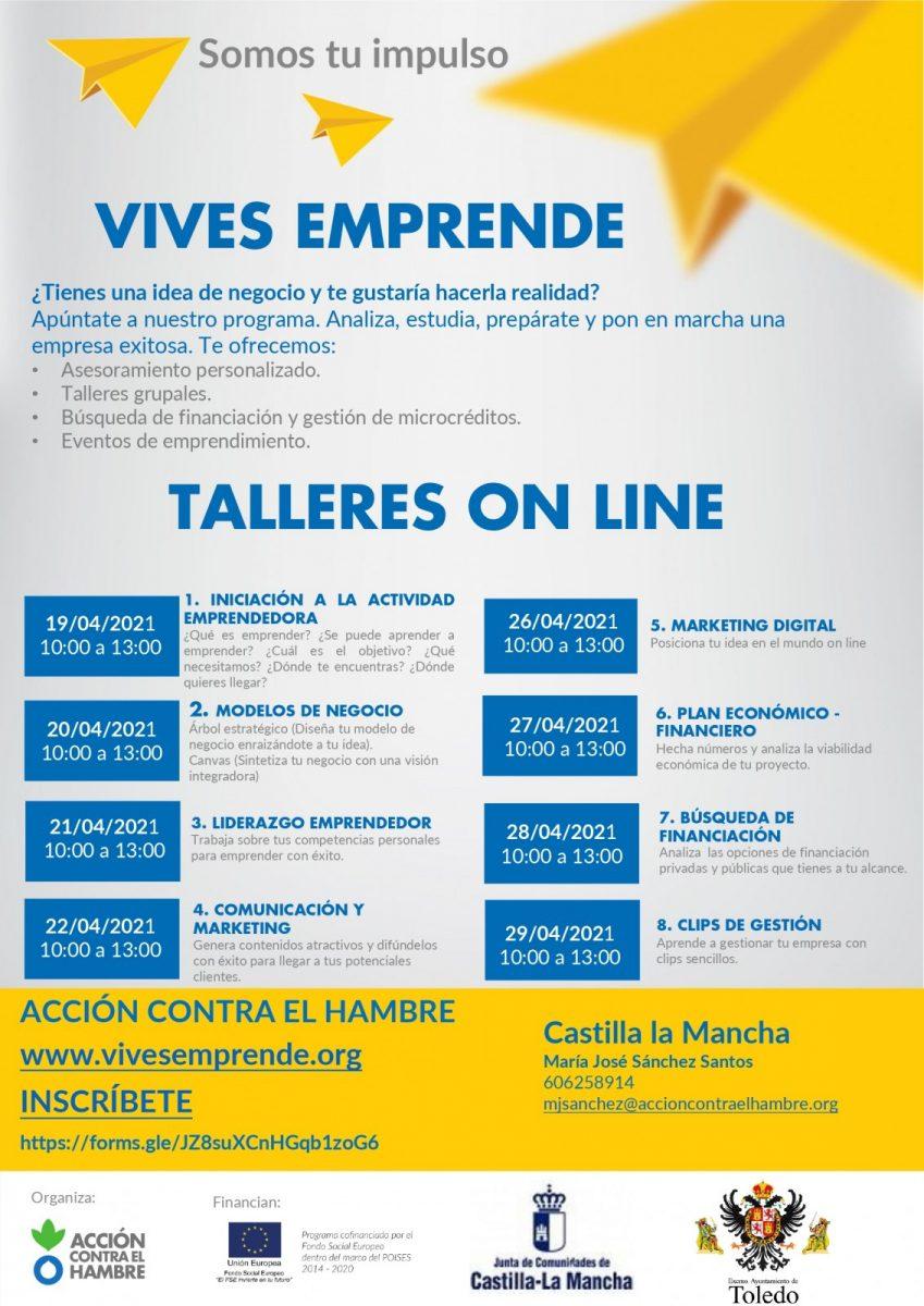 https://www.toledo.es/wp-content/uploads/2021/03/cartel-talleres_page-0001-1-849x1200.jpg. Vives Emprende – Iniciación a la actividad emprendedora