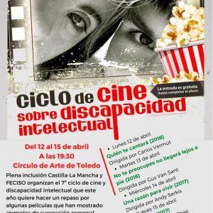 7º Ciclo de Cine Sobre Discapacidad Intelectual