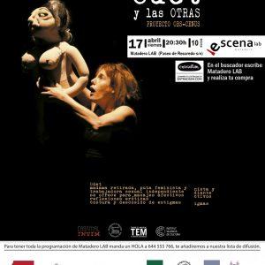 """ESCENA LAB presenta """"Odet y las Otras"""", proyecto OBS-CENUS"""
