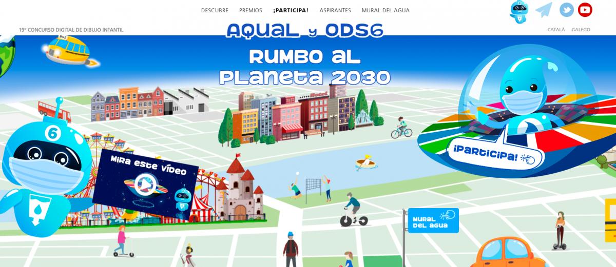 https://www.toledo.es/wp-content/uploads/2021/03/foto-concurso-1200x521.png. Ayuntamiento y Aqualia convocan una nueva edición del Concurso Digital de Dibujo Infantil para educar en valores medioambientales