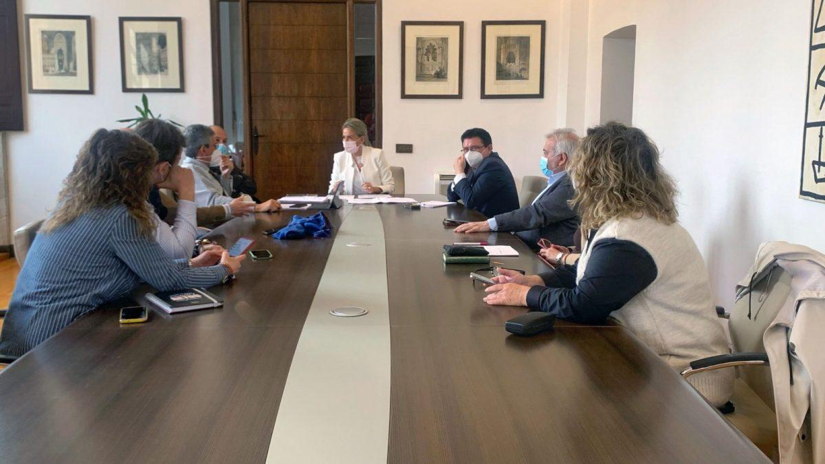 """https://www.toledo.es/wp-content/uploads/2021/03/junta_gobierno_local-2-1200x675.jpg. La alcaldesa anuncia una nueva edición del programa """"Garantía +52"""", del que se beneficiarán una veintena de desempleados"""