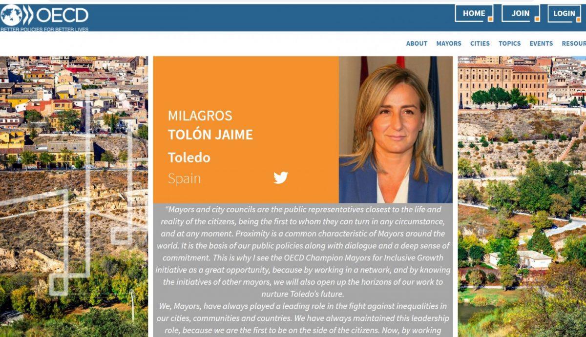 https://www.toledo.es/wp-content/uploads/2021/03/milagros-tolon-1200x691.jpg. Milagros Tolón entra a formar parte de una iniciativa de la OCDE para un crecimiento incluyente que combata las desigualdades
