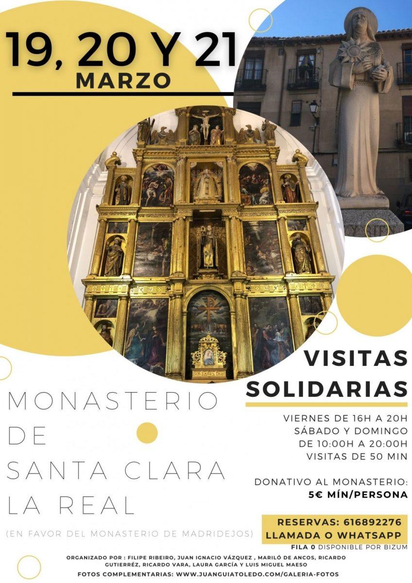 https://www.toledo.es/wp-content/uploads/2021/03/monasterio-de-sta-clara1-848x1200.jpg. Visitas Solidarias al Monasterio de Santa Clara La Real