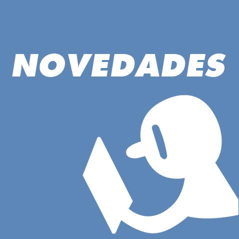 https://www.toledo.es/wp-content/uploads/2021/03/novedades-letrero.jpg. Novedades en nuestra biblioteca