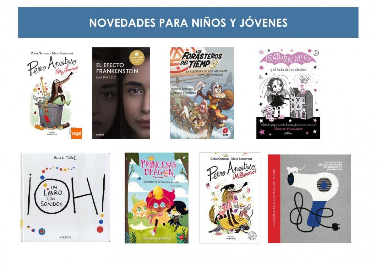 https://www.toledo.es/wp-content/uploads/2021/03/publicacion3-1200x848.jpg. Novedades de literatura infantil y juvenil.