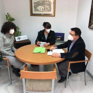 l Ayuntamiento mantiene su compromiso y colaboración con el acceso a la salud que promueve Médicos del Mundo