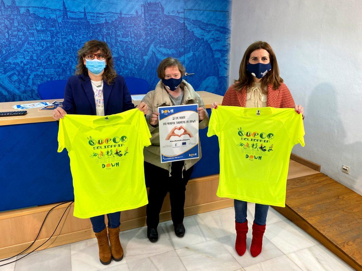 https://www.toledo.es/wp-content/uploads/2021/03/rp-down-toledo-1200x897.jpg. Toledo celebra el Día Mundial del Síndrome de Down con diversas propuestas virtuales y un llamamiento a la colaboración