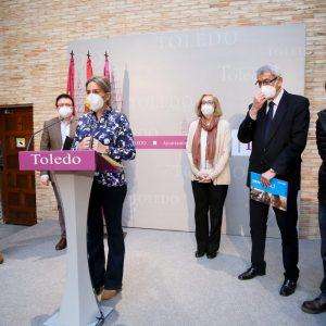 n informe sitúa a Toledo como el Ayuntamiento de CLM que más recursos destina a la cooperación y ayuda al desarrollo