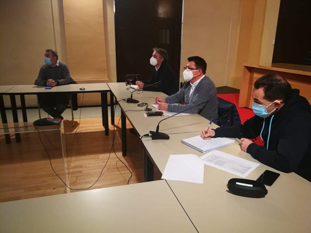 """https://www.toledo.es/wp-content/uploads/2021/03/teo-garcia_cisneros_1-1200x900.jpeg. El Ayuntamiento aboga por """"crear comunidad cultural"""" en el Casco de la mano de las entidades del Centro Cultural Cisneros"""