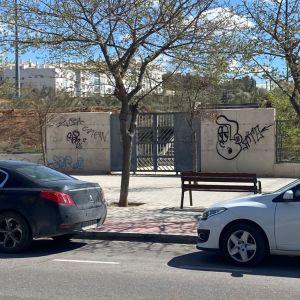 l Ayuntamiento impulsa una campaña de limpieza de pintadas en muros y espacios públicos en todos los barrios de la ciudad