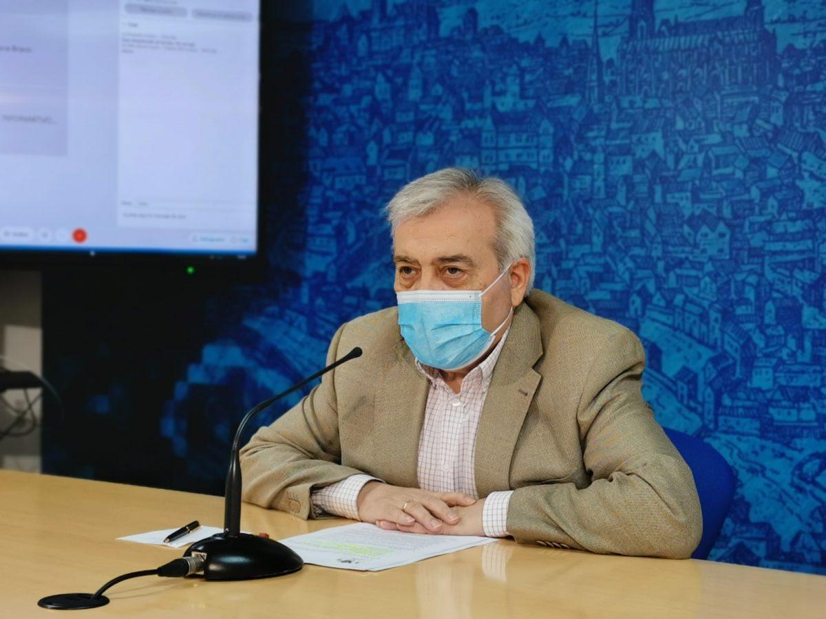 https://www.toledo.es/wp-content/uploads/2021/04/20210406_perezdelpino-1200x900.jpg. La Policía Local registra un total de 103 denuncias relacionadas con el Real Decreto del Estado de Alarma del 1 al 6 de abril