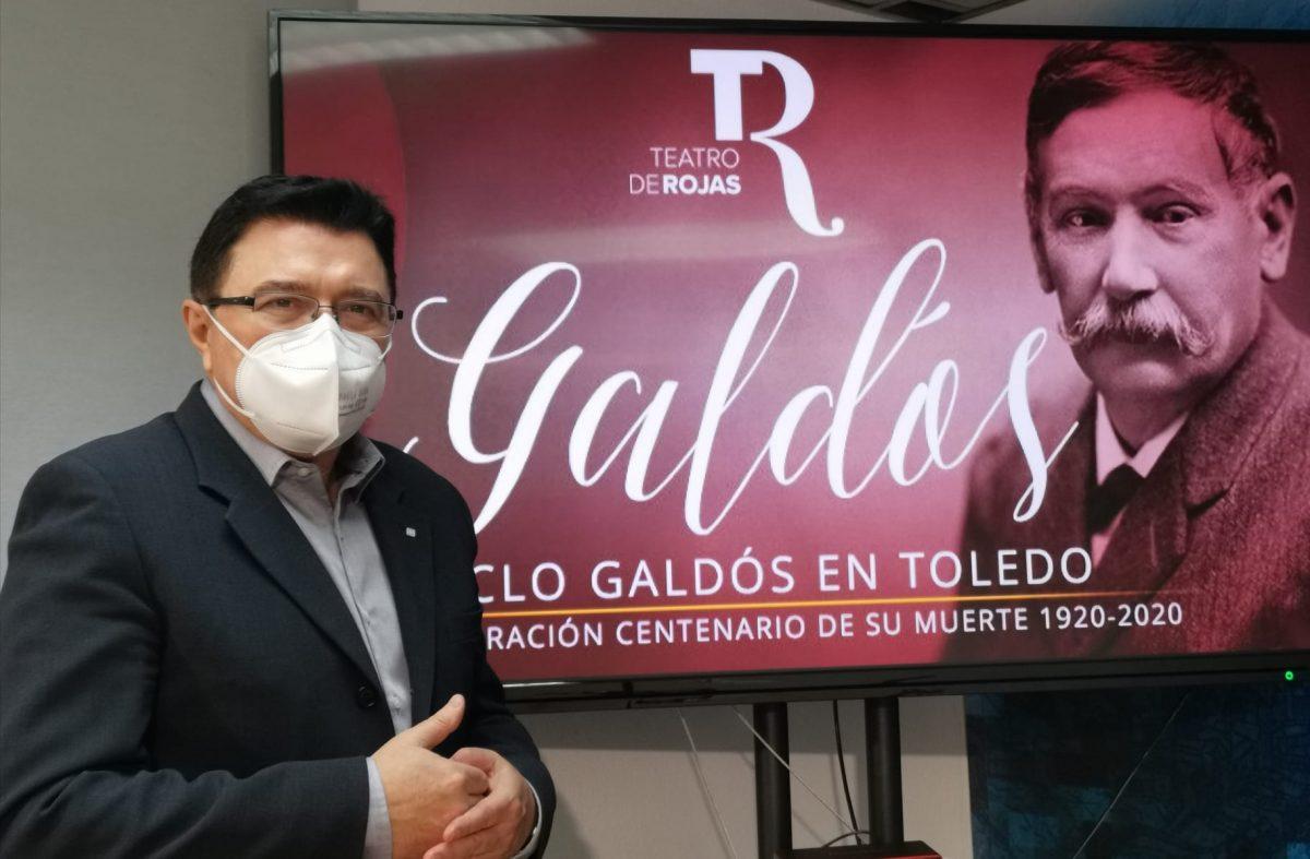 https://www.toledo.es/wp-content/uploads/2021/04/20210409_teo_galdos-1200x787.jpeg. El Ayuntamiento clausurará el Año Galdosiano en abril con cinco actividades entre las que se incluye un estreno nacional