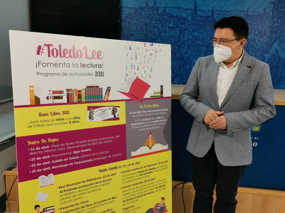 https://www.toledo.es/wp-content/uploads/2021/04/20210416_toledo_lee-1200x900.jpeg. El Día del Libro ofrecerá Rutas Comuneras, Cuentacuentos e iniciativas vinculadas al sector librero y a la red de bibliotecas