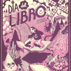 l 23 de abril es el Día del Libro y en Santa Bárbara lo celebramos con Cuentacuentos + Visita tu biblioteca