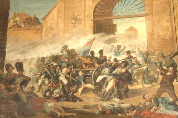 """https://www.toledo.es/wp-content/uploads/2021/04/ac-2021.05-museo-en-vivo-parque-de-monteleon.-2-de-mayo-de-1808.-mue.jpg. MUSEO EN VIVO: """"2 de mayo de 1808"""""""