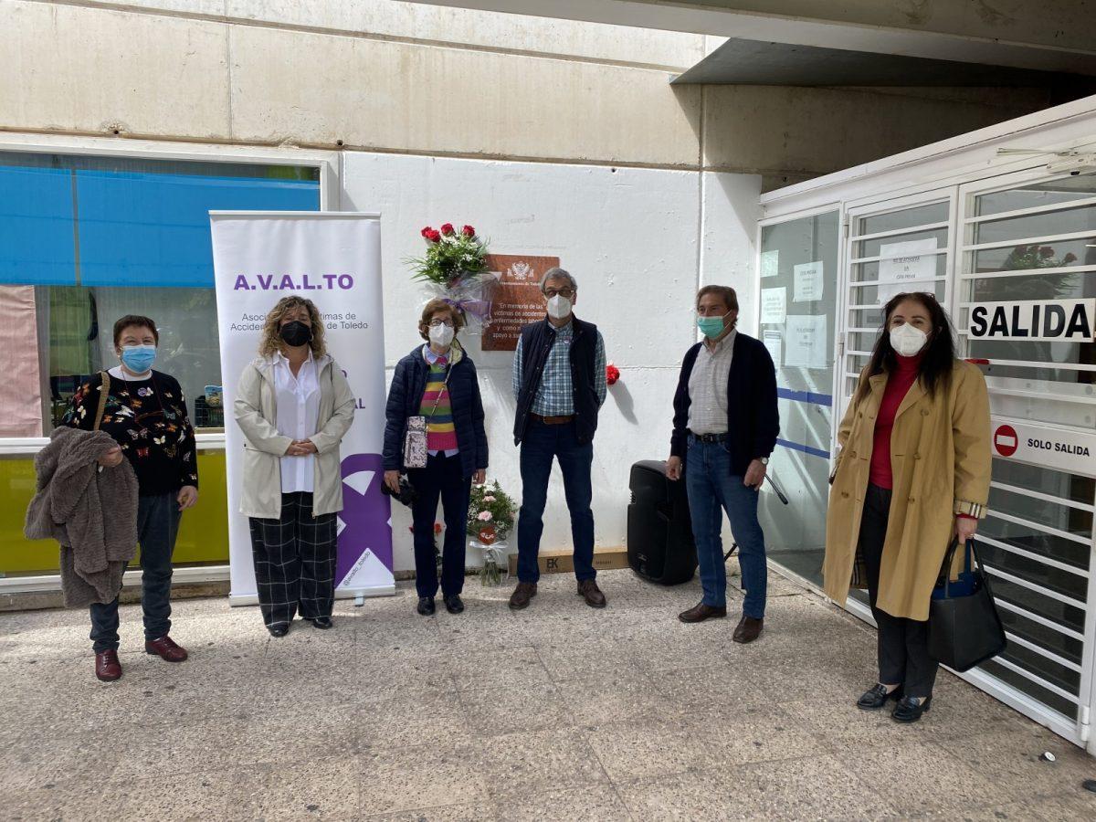 https://www.toledo.es/wp-content/uploads/2021/04/acto-victimas-laborales-01-1200x900.jpg. El Gobierno local respalda a la Asociación de Víctimas de Accidentes Laborales en su acto de homenaje y reivindicación