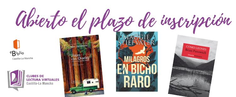 https://www.toledo.es/wp-content/uploads/2021/04/carrusel-lecturas-mayo.png. Nuevas lecturas en los Clubes de Lectura Virtuales
