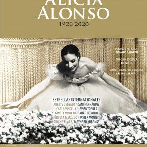 CORPUS 2021. Gala Centenario Alicia Alonso (1920 – 2020)