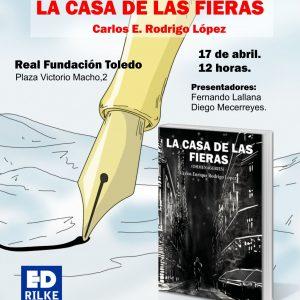 """Presentación del libro """"La casa de las fieras"""""""