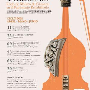 XII Ciclo de Música y  Patrimonio – Filigrana