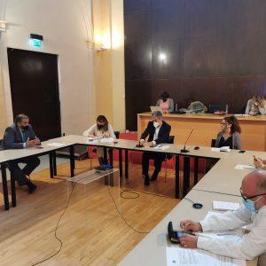 a Comisión de Hacienda aprueba 9,5 millones de euros para inversiones en infraestructuras y obra pública para la reactivación