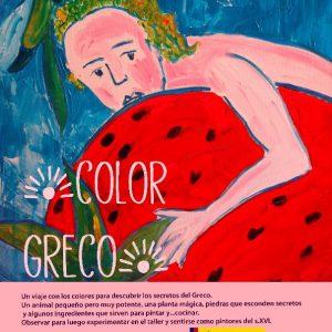 Educamuseo – Color Greco