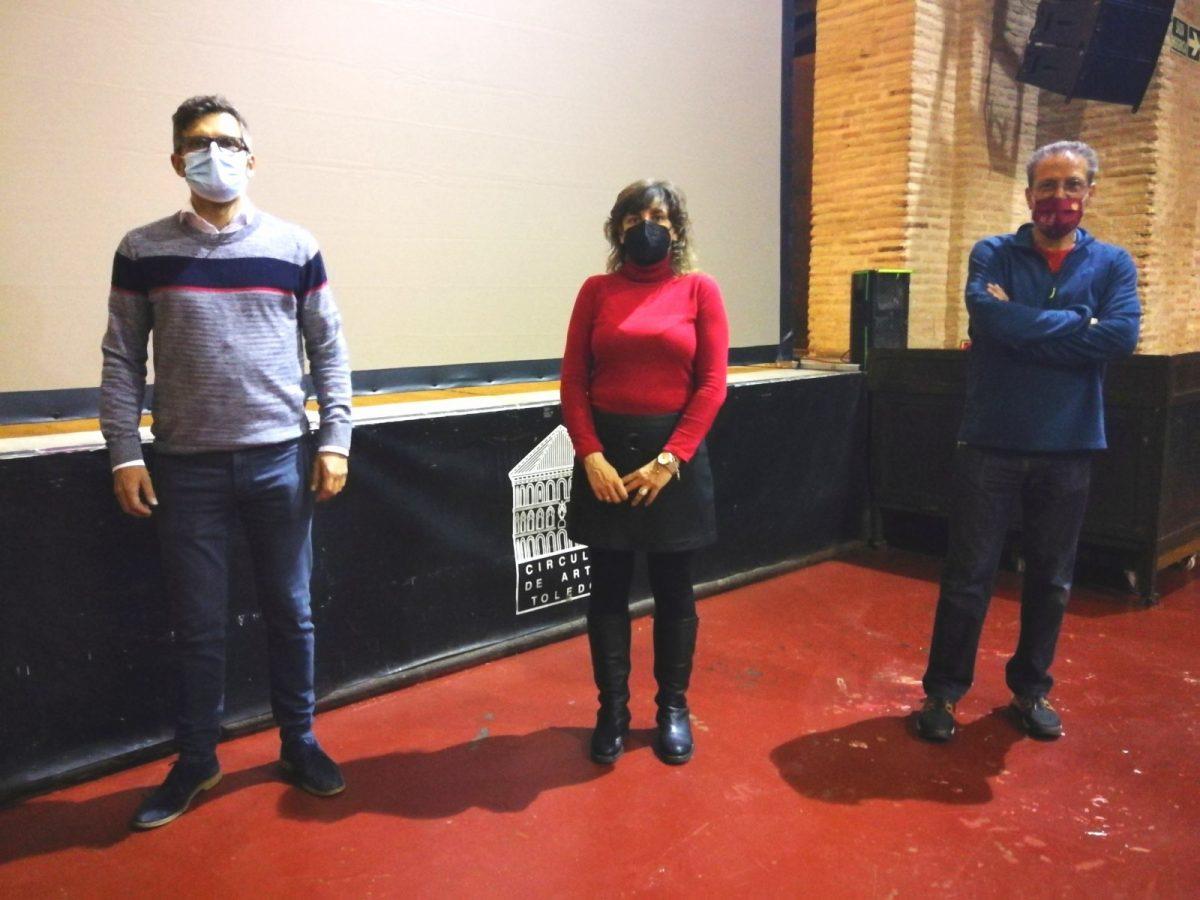 https://www.toledo.es/wp-content/uploads/2021/04/img_20210412_192840-1200x900.jpg. Comienza una nueva edición del Ciclo de Cine sobre Discapacidad Intelectual con el apoyo firme del Ayuntamiento