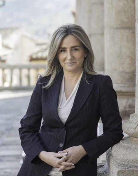 Milagros Tolón Jaime - Alcaldesa de Toledo