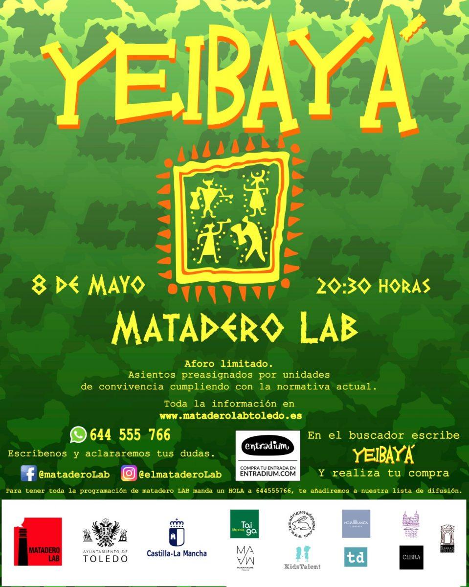 https://www.toledo.es/wp-content/uploads/2021/04/yeibaya-matadero-lab-8-mayo-959x1200.jpeg. Concierto de YEIBAYÁ