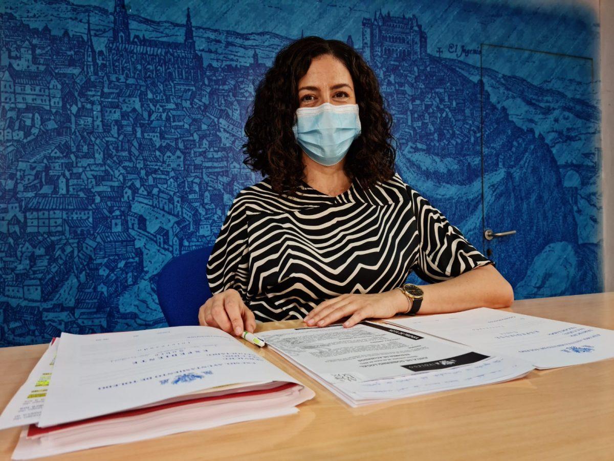 https://www.toledo.es/wp-content/uploads/2021/05/20210527_rueda-de-prensa-noelia-de-la-cruz-1200x900.jpeg. El nuevo contrato de limpieza y recogida de basuras apuesta por la sostenibilidad con una inversión de 11 millones de euros al año