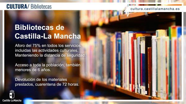 Bibliotecas Fin Alarma
