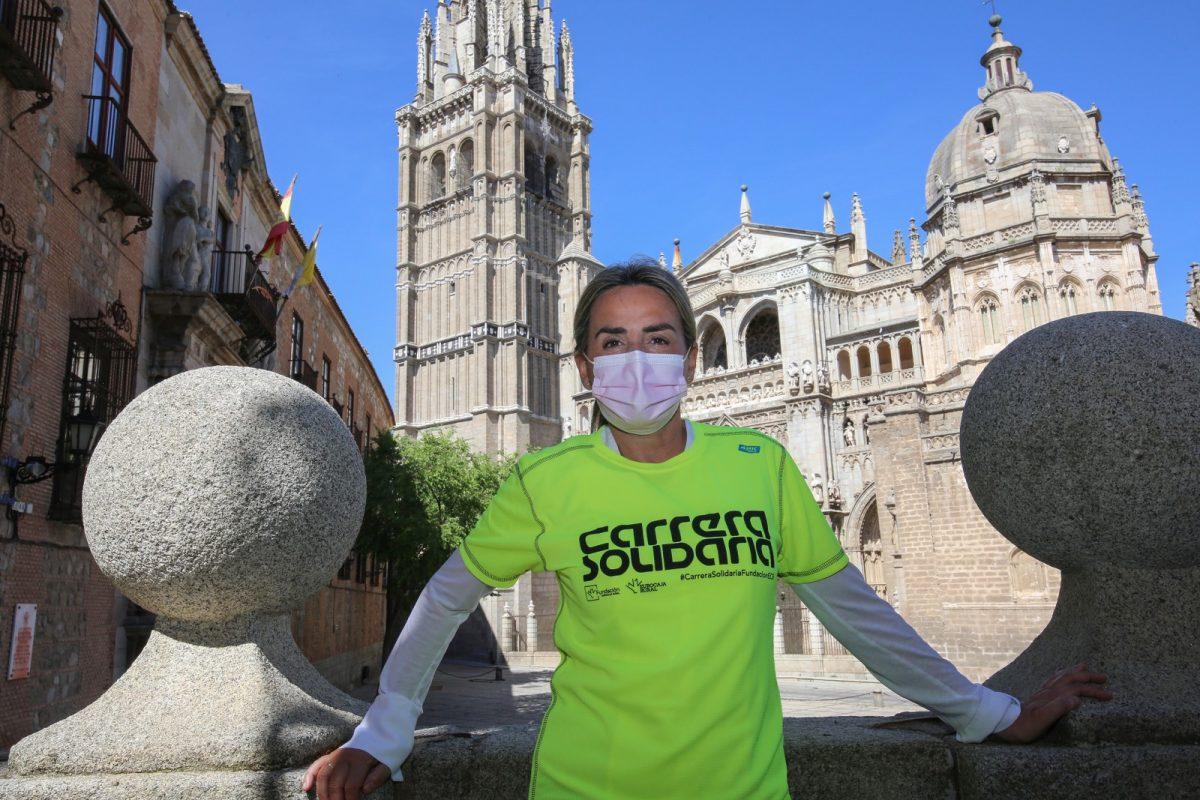 https://www.toledo.es/wp-content/uploads/2021/05/carrera_solidaria_1b-1200x800.jpg. Milagros Tolón respalda la carrera solidaria de la Fundación Eurocaja Rural y anima a participar en esta edición virtual