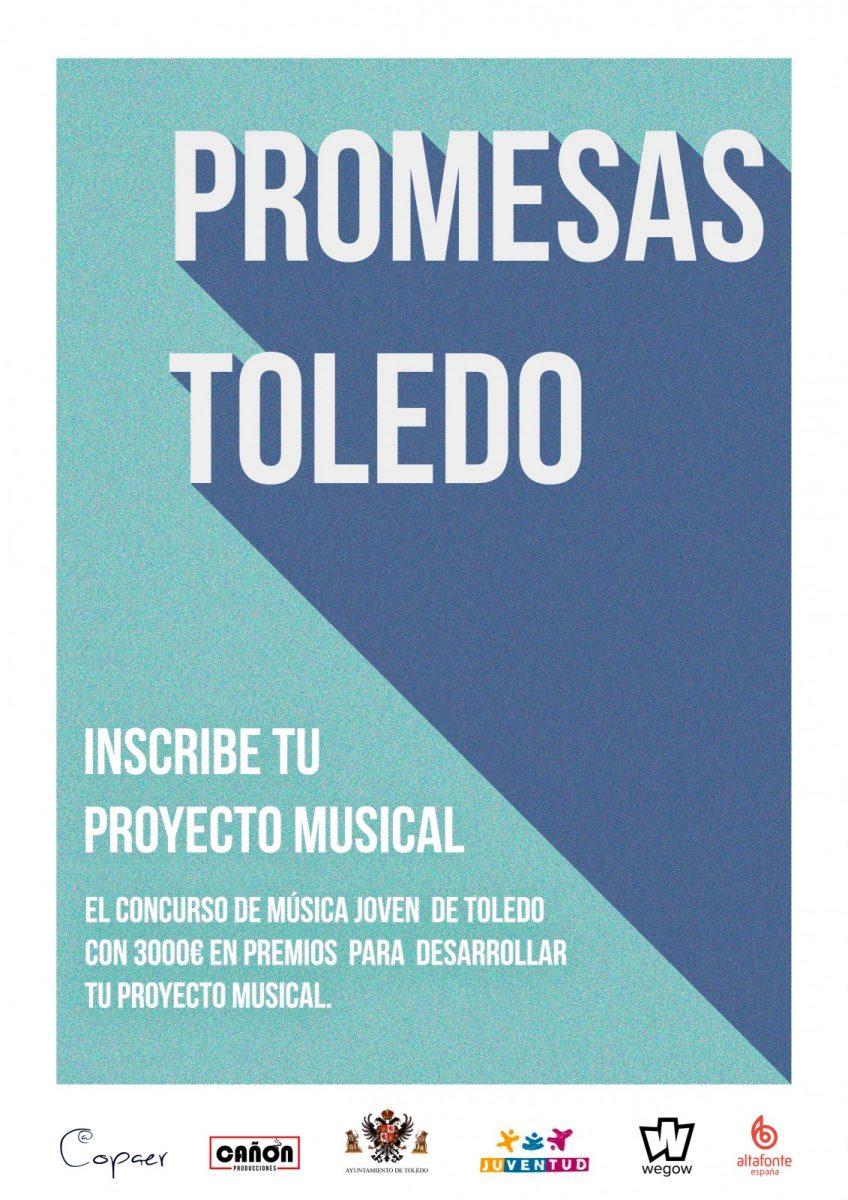 "https://www.toledo.es/wp-content/uploads/2021/05/cartel-a4-info-848x1200.jpg. Concurso de música ""PROMESAS TOLEDO"""