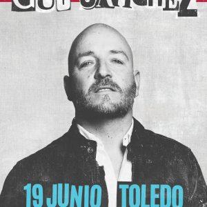 """I Ciclo """"Hecho en Toledo"""": Gus Sánchez en concierto"""