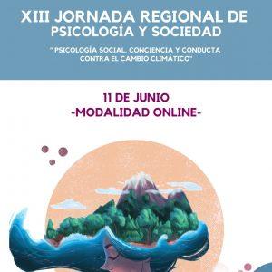 XIII JORNADA REGIONAL DE PSICOLOGÍA Y SOCIEDAD (Modalidad online)