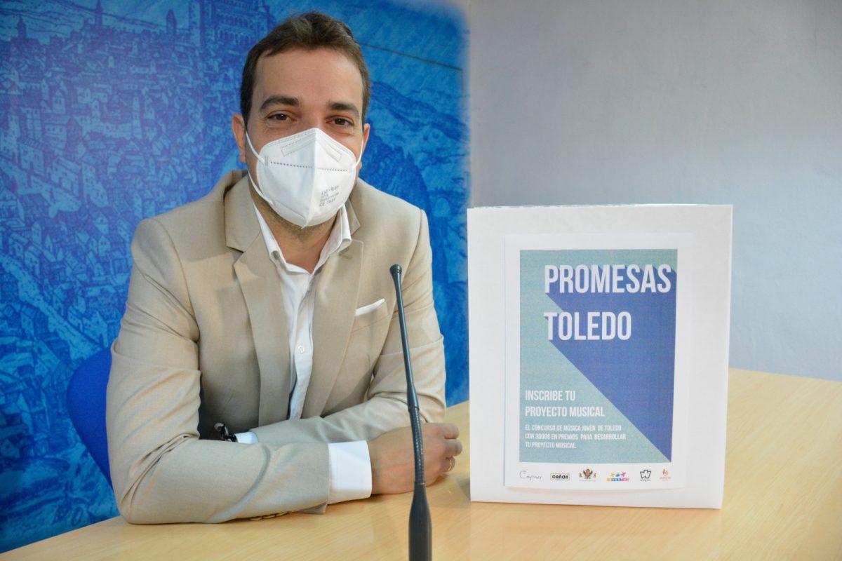 https://www.toledo.es/wp-content/uploads/2021/05/certamen-promesas-toledo-01-1200x800.jpg. El Ayuntamiento organiza un certamen para apoyar a las bandas jóvenes toledanas con premios en metálico y música en directo