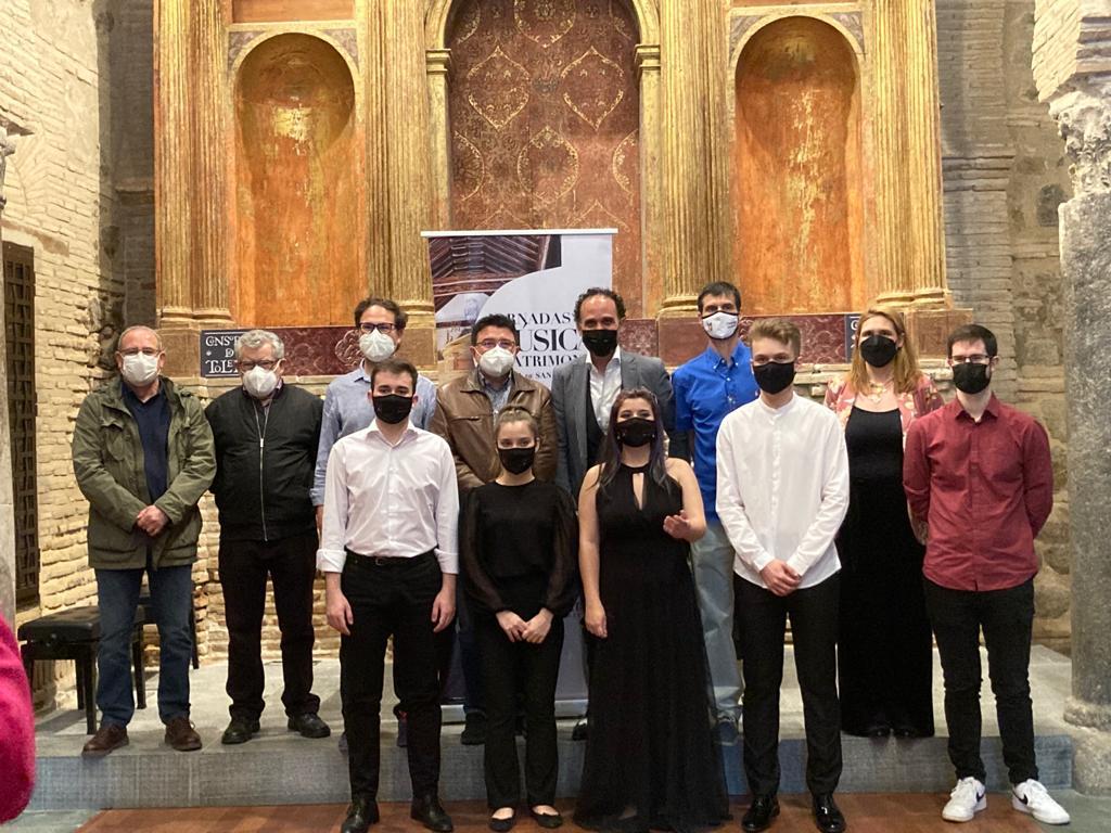 https://www.toledo.es/wp-content/uploads/2021/05/concierto-iglesia-san-sebastian-01.jpeg. El Ayuntamiento respalda las XII Jornadas de Música y Patrimonio en la iglesia de San Sebastián