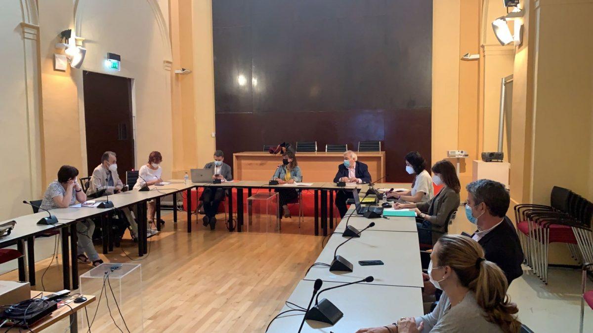 https://www.toledo.es/wp-content/uploads/2021/05/consejo-municipal-politicas-discapacidad_pmus-1200x675.jpeg. El Ayuntamiento comparte con el Consejo de Políticas de Discapacidad el proyecto del Plan de Movilidad Urbana Sostenible