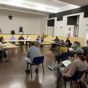 l Consejo de Participación Norte reanuda su actividad con las propuestas de mejora para los barrios del distrito