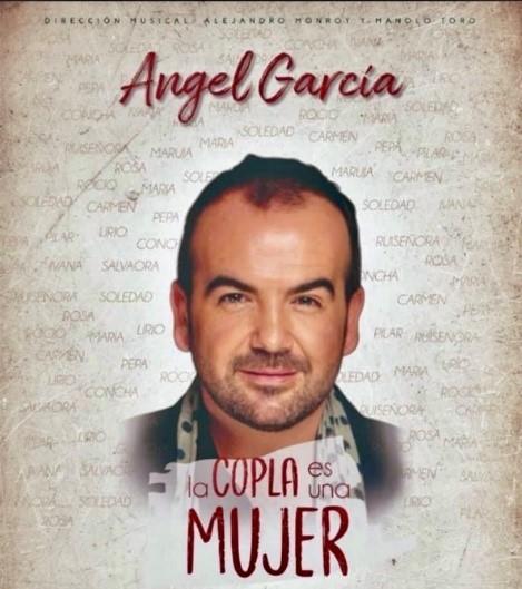 "https://www.toledo.es/wp-content/uploads/2021/05/copla.jpg. CORPUS 2021. Festival de Copla Española: Ángel García ""La copla es una mujer"""