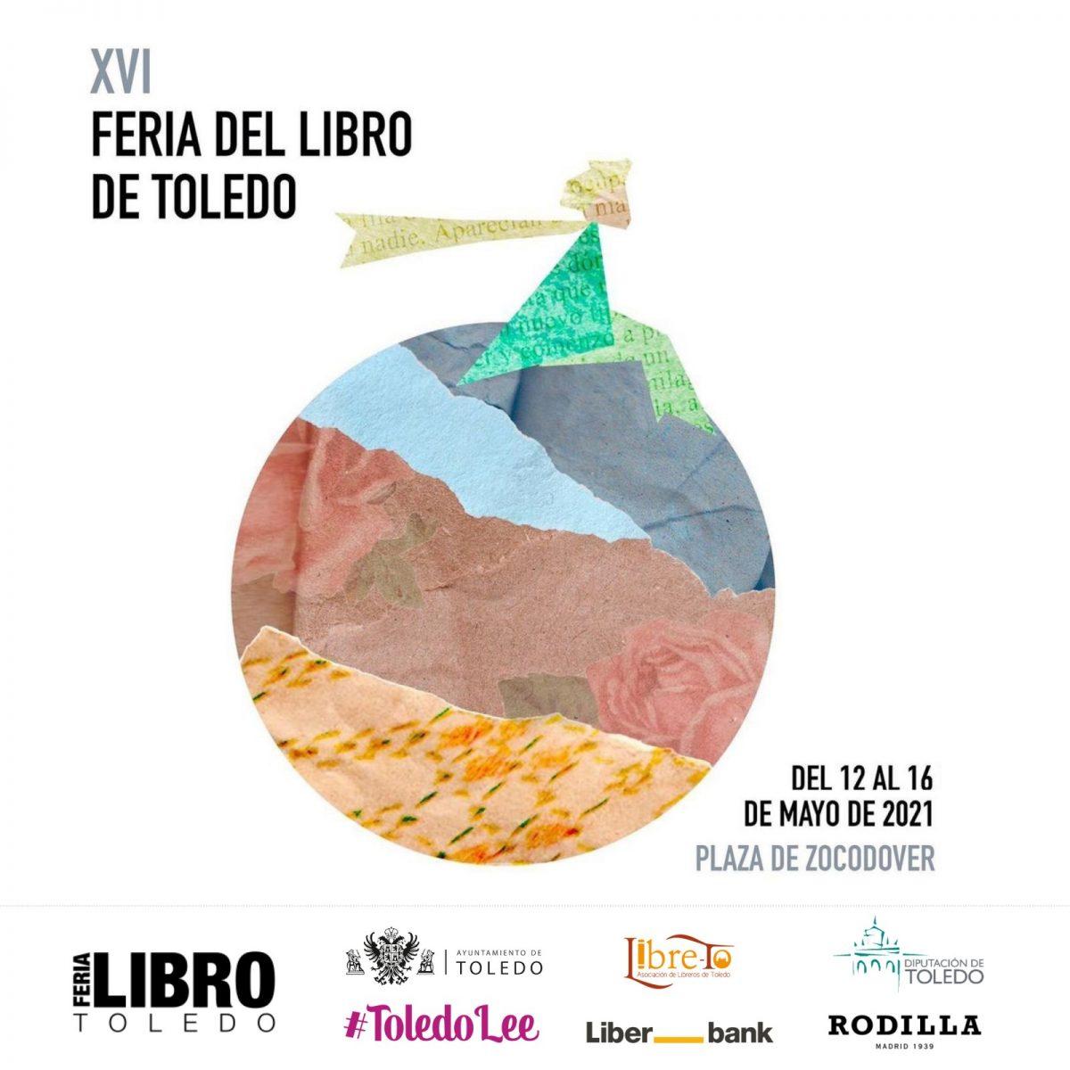 https://www.toledo.es/wp-content/uploads/2021/05/cuadrado-feria-del-libro-2021-1200x1200.jpg. XVI Feria del Libro de Toledo