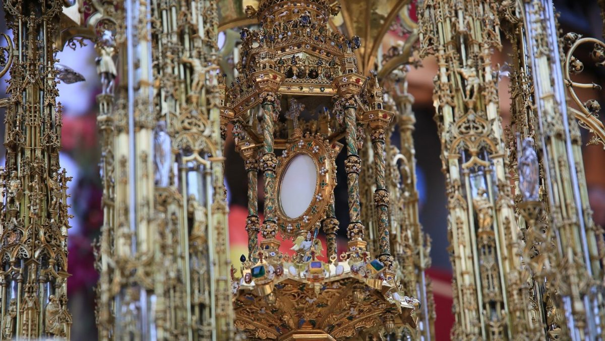 https://www.toledo.es/wp-content/uploads/2021/05/ewcbmn5wsaend-j-e1587920911960-1200x677.jpg. Horario de la semana del Corpus Christi 2021