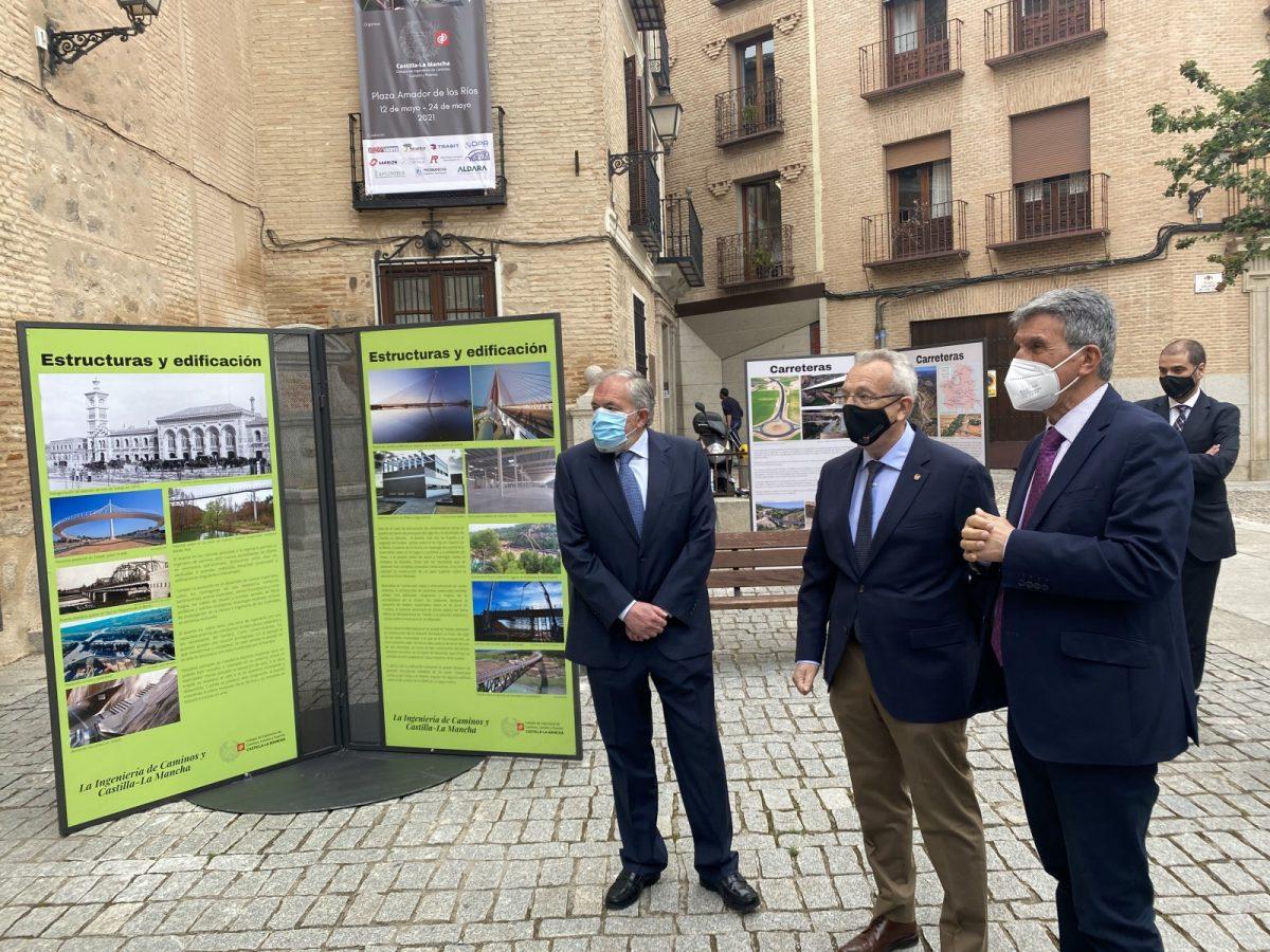 https://www.toledo.es/wp-content/uploads/2021/05/exposicion-ingenieros-caminos-2-1200x900.jpg. El Ayuntamiento respalda la exposición que recorre los hitos más importantes de los ingenieros de caminos en la región
