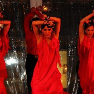 CORPUS 2021. Flamenco Contemporáneo