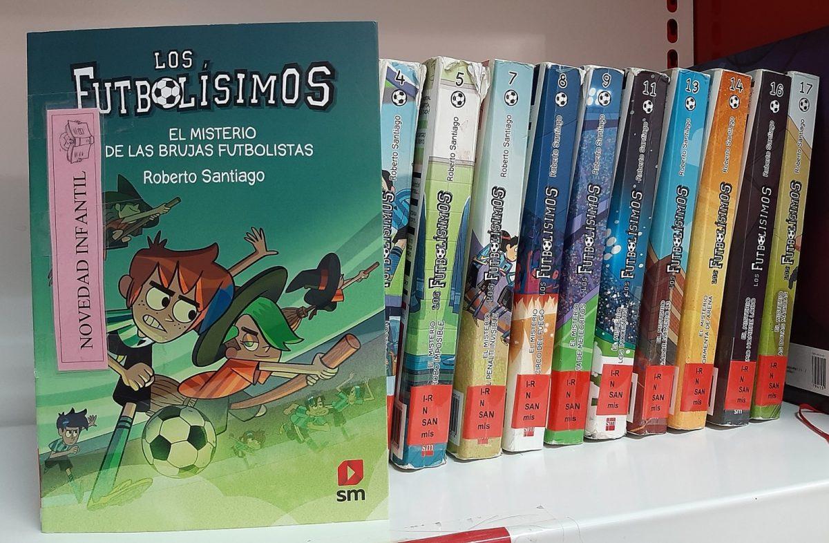 https://www.toledo.es/wp-content/uploads/2021/05/futbolisimos19-1200x786.jpg. La última aventura de Los Futbolísimos ya está en nuestra biblioteca