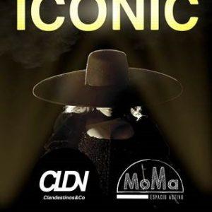 """CORPUS 2021. Las plazas se llenan de danza: Moma Espacio Activo. """"ICONIC"""""""